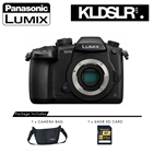 PANASONIC DMC-GH5 (BODY ONLY) FREE Panasonic 64GB Card And Panasonic Bag
